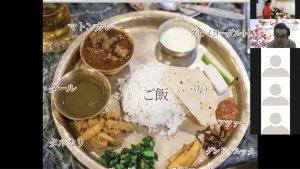 ネパール料理_ダルバート